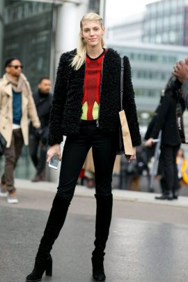 model street style pfw 2015 1
