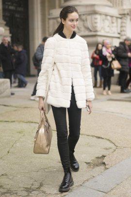 model street style pfw 2015 2