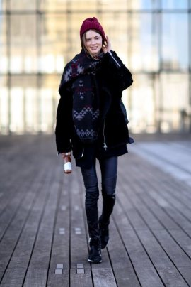 model street style pfw 2015 4