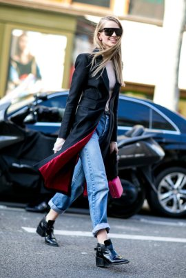 model street style pfw 2015 7